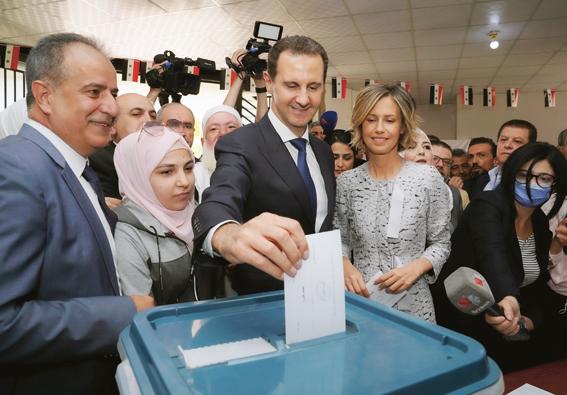 Go to ЗАБОРАВЉЕНИ РАТ: СИРИЈА <br> Будућност која не обећава