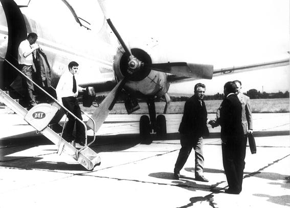 Go to Историја нишког аеродрома <br> Посртање, па узлет новим крилима