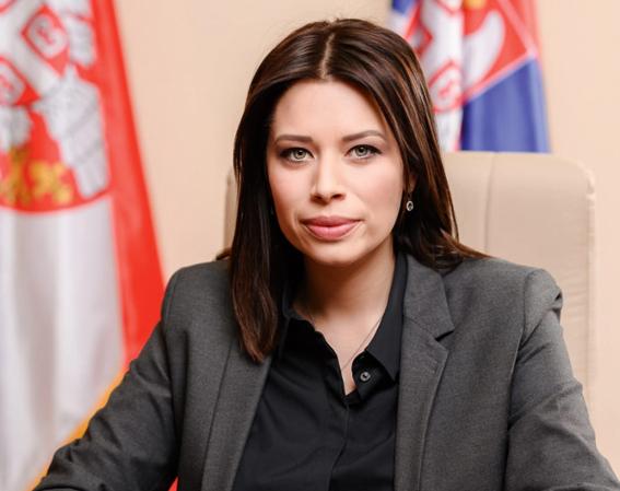 Go to ИРЕНА ВУЈОВИЋ, министарка заштите животне средине <br> ЗЕЛЕНЕ ИНВЕСТИЦИЈЕ
