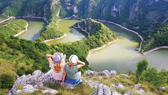 Go to БИСЕРИ ЗАПАДНЕ СРБИЈЕ <br> И без мора, има рајског одмора